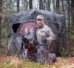 Yamaha Outdoors Tips — Turkeys the Hard Way