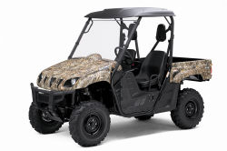 Yamaha Outdoors Tips — Four-Wheeler or Side-by-Side?