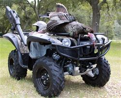 Yamaha Outdoors Tips — How Not to Miss a Turkey