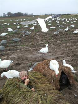 Yamaha Outdoors Tips — Second Season on Snow Geese