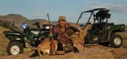Yamaha Outdoors Tips — Now is Time to Hunt the Sign