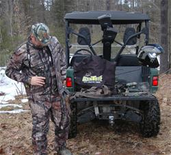 Yamaha Outdoors Tips — Take the Right Approach … to Your Deer Stand