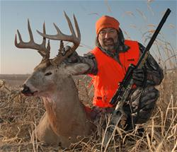 Yamaha Outdoors Tips — Late-Season Muzzleloading