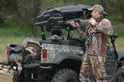 Yamaha Outdoors Tips — Safety First When Turkey Hunting