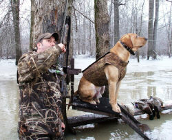 Yamaha Outdoors Tips — Off-Season Dog Training