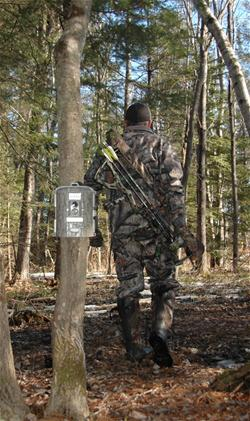 Yamaha Outdoors Tips — Scouting When You're Not There