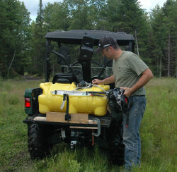 Yamaha Outdoors Tips — Planning Food Plots - Part I: Beating the Competition