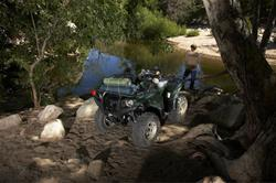 Yamaha Outdoors Tips — ATV Fishing Expedition