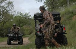 Yamaha Outdoors Tips — Turkeys Up in the Day