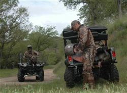 Yamaha Outdoors Tips — Turkey Hunting on Public Land
