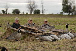 Yamaha Outdoors Tips — Early-Bird Honkers
