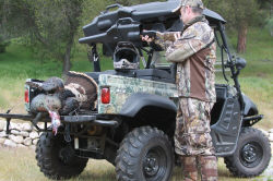 Yamaha Outdoors Tips — The Strut Zone Setup