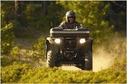 Yamaha Outdoors Tips — Laying out Your Food Plots