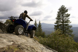 Yamaha Outdoors Tips — Winter ATVing